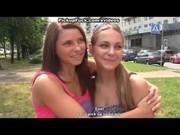 Порно груповуха на природе русских